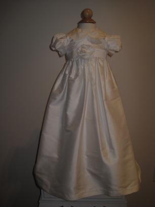 Vintage Agnese- front (Baptism)